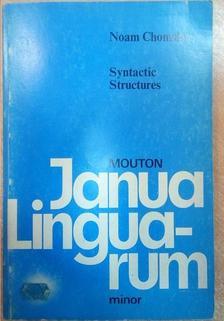Noam Chomsky - Syntactic Structures [antikvár]