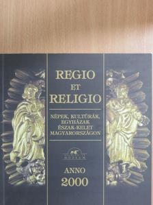 Dr. Tamás Edit - Népek, kultúrák, egyházak Észak-Kelet Magyarországon [antikvár]