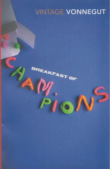 Kurt Vonnegut - Breakfast of Champions [antikvár]
