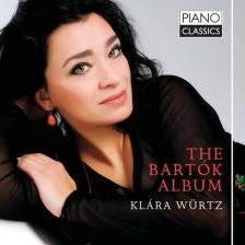 BARTÓK - THE BARTÓK ALBUM CD WÜRTZ KLÁRA