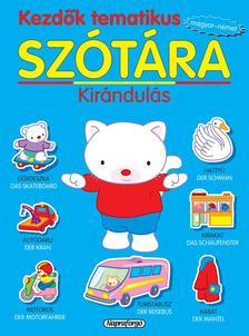 Kezdők tematikus szótára - Magyar-német: Kirándulás