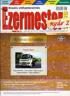Perényi József - Ezermester 2000 2009/7-8 Nyár 2 [antikvár]