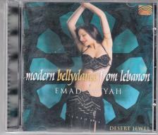 MODERN BELLYDANCE FROM LEBANON CD