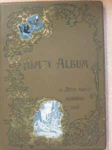 Berczik Árpád - Himfy-album [antikvár]