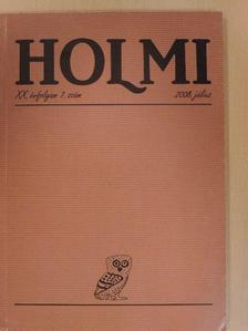 Benedek István Gábor - Holmi 2008. július [antikvár]