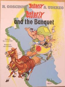 René Goscinny - Asterix and the Banquet [antikvár]