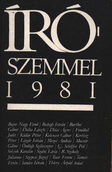 Ratzky Rita - Írószemmel 1981 [antikvár]