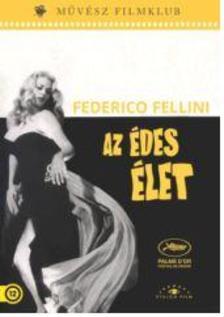 Federico Fellini - Az édes élet - DVD