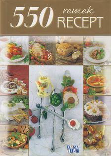Halmos Mónika - 550 remek recept [antikvár]