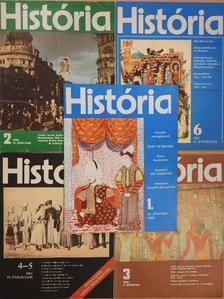 A. I. Puskas - História 1982/1-6. [antikvár]