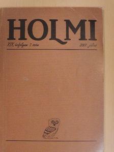 Alföldi Róbert - Holmi 2007. július [antikvár]