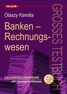 Olaszy Kamilla - Banken - Steuern - Rechnungswesen - Großes Testbuch + CD Pack