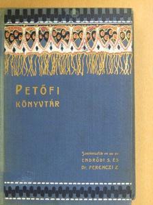 Palágyi Menyhért - Petőfi/Petőfi Sándor költészete [antikvár]