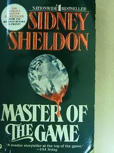 Sidney Sheldon - Master of the Game [antikvár]