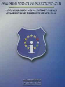 Dr. Bucin Barna - Önkormányzati projektmintatár [antikvár]