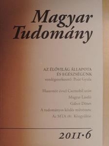 Bárdossy György - Magyar Tudomány 2011/6. [antikvár]