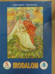 Alberto Moravia - Irodalom 5. Tankönyv [antikvár]