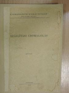 Balogh György - Szállítási csomagolás [antikvár]