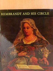 Czobor Ágnes - Rembrandt and his Circle [antikvár]