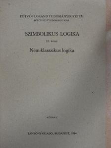 G. Havas Katalin - Szimbolikus logika III. [antikvár]