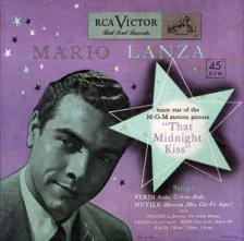 THAT MIDNIGHT KISS CD MARIO LANZA