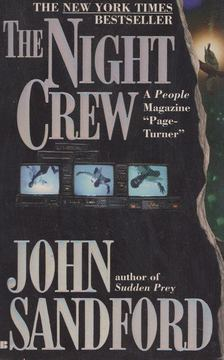 John Sandford - The Night Crew [antikvár]