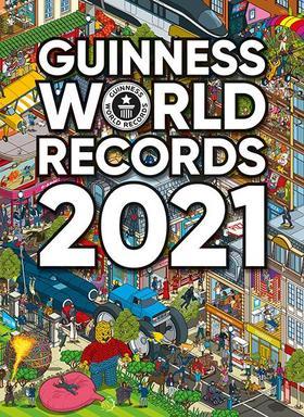Craig Glenday - Guinness World Records 2021