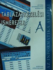 """Kiss Csaba - Táblázatkezelési ismeretek """"A"""" [antikvár]"""