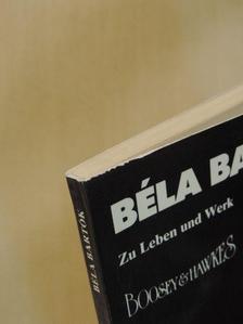 Aurél von Milloss - Béla Bartók [antikvár]