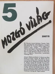 Almási Miklós - Mozgó Világ 2007. május [antikvár]