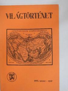 Ambrusné Kéri Katalin - Világtörténet 1995. tavasz-nyár [antikvár]