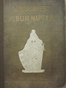 """Farkas Emőd - A """"Budapest"""" album-naptára 1914 [antikvár]"""