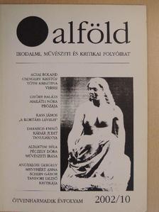Acsai Roland - Alföld 2002. október [antikvár]