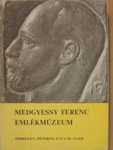 Sz. Kürti Katalin - Medgyessy Ferenc Emlékmúzeum Debrecen [antikvár]