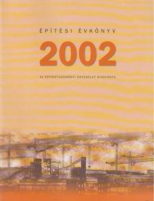 László László - Építési Évkönyv 2002 [antikvár]