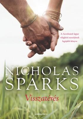 Nicholas Sparks - Visszatérés [eKönyv: epub, mobi]
