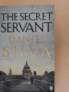 Daniel Silva - The Secret Servant [antikvár]