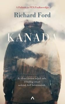 Richard Ford - Kanada [eKönyv: epub, mobi]