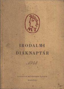 Benedek Marcell - Irodalmi diáknaptár 1948-ra [antikvár]