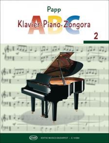 Papp Lajos - ZONGORA ABC 2