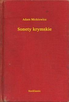 Adam Mickiewicz - Sonety krymskie [eKönyv: epub, mobi]
