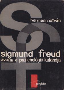 Hermann István - Sigmund Freud, avagy a pszichológia kalandja [antikvár]
