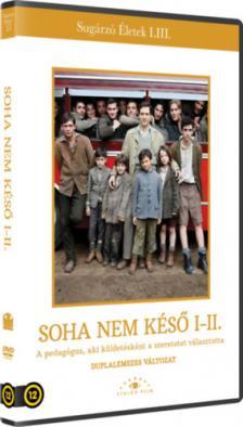Giacomo Campiotti - Soha nem késő I-II. - DVD
