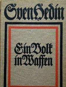Sven Hedin - Ein Volk in Waffen [antikvár]