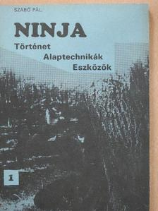 Szabó Pál - Ninja 1. [antikvár]