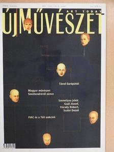 Bordács Andrea - Új Művészet 2003. február [antikvár]