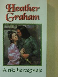 Heather Graham - A tűz hercegnője [antikvár]