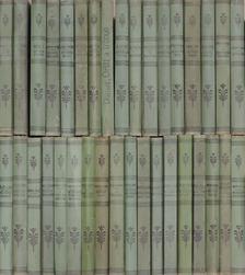 """Abonyi Árpád - """"35 kötet a Tolnai Világlapja ajándéka sorozatból (nem teljes sorozat)"""" [antikvár]"""