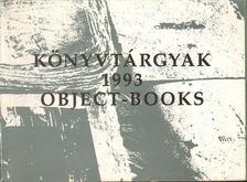 Lóska Lajos, Vida, Gheorghe - Könyvtárgyak 1993 [antikvár]