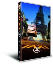 TAXI 2 DVD